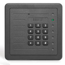 HID-125 kHz 带键盘感应读卡器-5355K