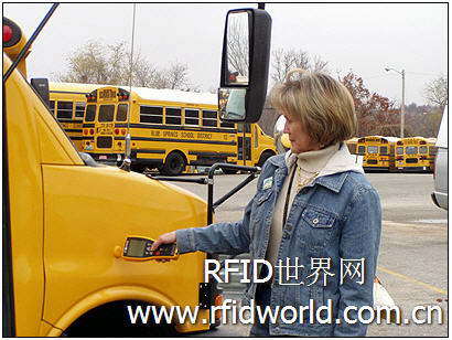 美国电信巨头 AT&T推 RFID校园服务