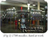 RFID与纺织业 - Malden Mills使用EMS的产品于质量控制