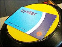 伦敦Oyster Card电子票务系统