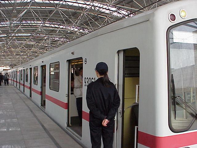 上海交通轨道明珠线信号控制系统