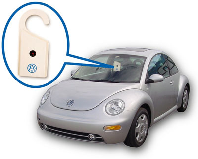 大众汽车城的RFID应用