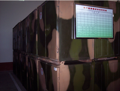 军队可视化后勤保障系统方案