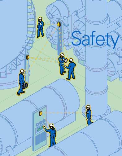 百尔盛 石化安全生产-智能人员定位
