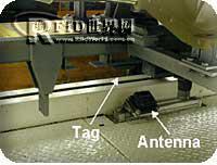 RFID南非丰田自动化生产线成功应用