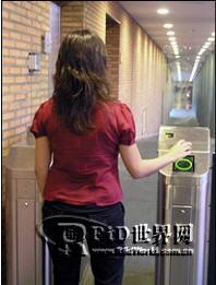 马德里短角羚运动俱乐部如何使用RFID管理会员