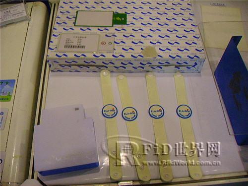 国内首款可重打印RFID电子票证卡 天津易雷电子标签科技参展报道