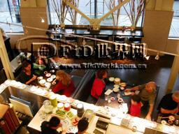 RFID技术助旋转寿司店监控食品