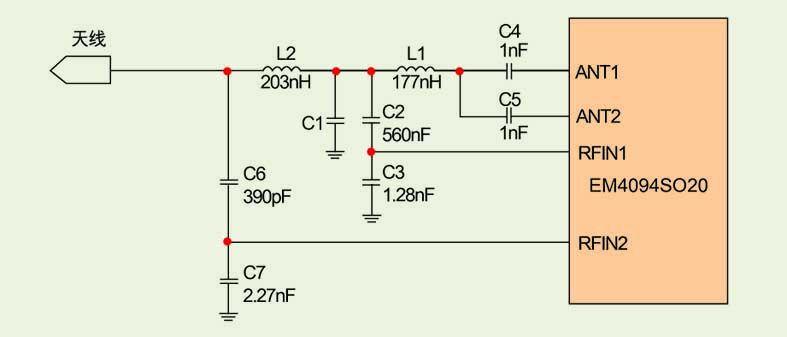 图1所示为典型的应用电路配置.
