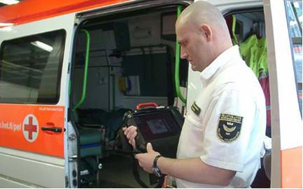 赫尔辛基救援中心采用Psion Teklogix得逻辑公司平板电脑实现电子化管理