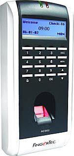 指纹辨识门禁系统