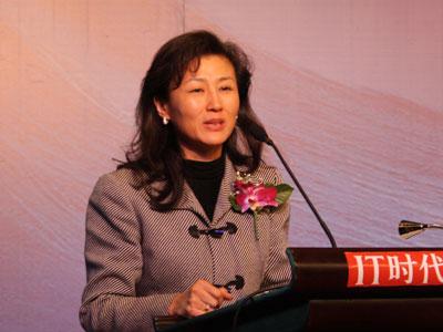 IBM大中华区副总裁于雪莉:用手机和RFID等技术使世界变得更有智慧