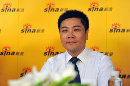 航天信息总经理刘振南:Aisino就是爱中国