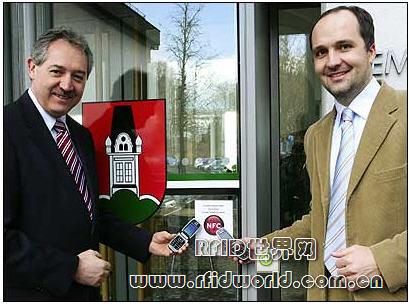 奥地利NFC研究实验室开展智能海报应用