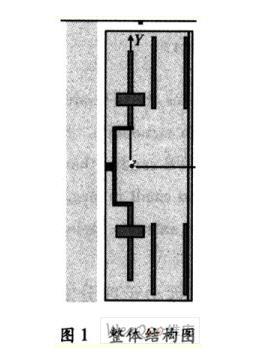 一种形式新颖的12dB线极化RFID天线的研究