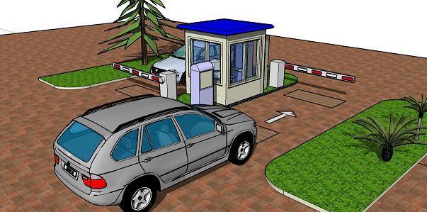 停车场收费管理系统方案