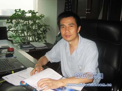 东风助力 WIFI定位迎春天——访苏州优频科技有限公司的总经理朱宇红博士