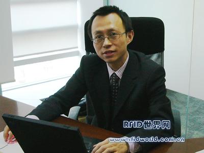 以点带面 赢在中国――访得逻辑(上海)无线技术有限公司市场总监易频先生