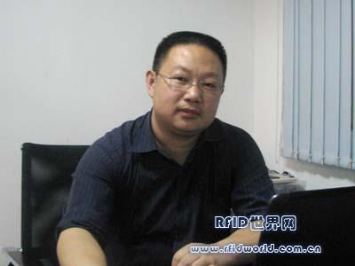 诚信精品 合作共赢——访深圳小兵科技有限公司副总经理白浪先生
