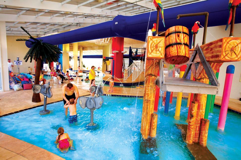 美國室內水上樂園部署rfid系統提升游客體驗
