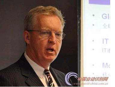 有信心就有机会——访美国易腾迈公司总裁兼首席执行官Patrick J.Byrne
