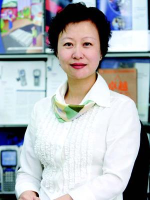 坚持自身定位 继续深耕行业——专访美国Intermec中国区总经理王敏女士