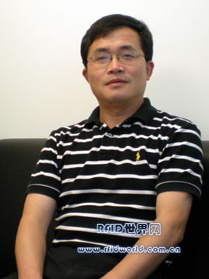 为有源RFID应用设计最佳能源解决方案——访深圳市艾博尔新能源有限公司总经理张绪龙博士