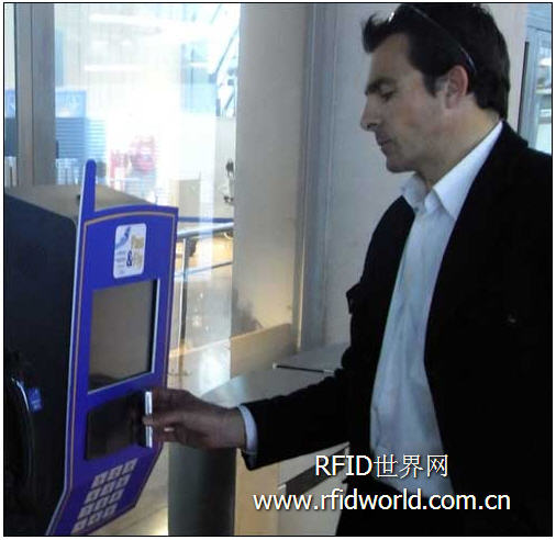 法航采用NFC RFID技术加快登机、安检等流程