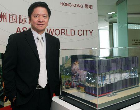 陈子敬:世博会,香港馆和香港智能卡不能不看