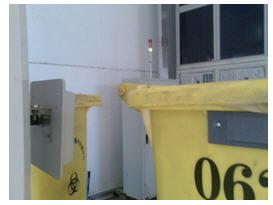 危险品RFID管理——医疗废物RFID监控管理系统