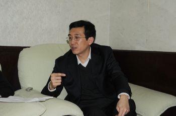 杨震:紧紧抓住物联网与TD-SCDMA结合的历史机遇