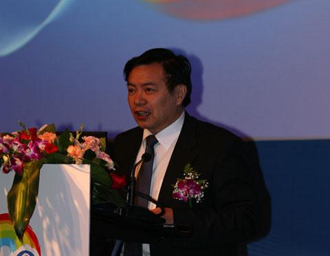 江苏省无锡市副市长谈学明演讲