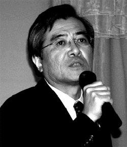 东京大学教授、坂村健