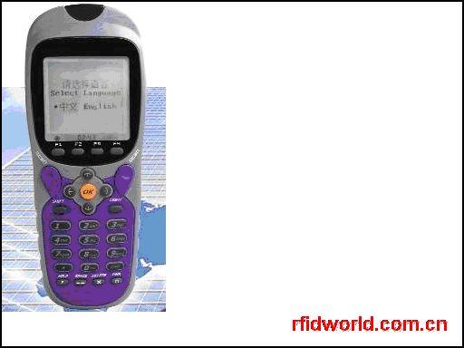 RFID条码手持机