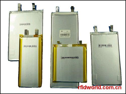 PL402025 PL502025 PL503048聚合物电池