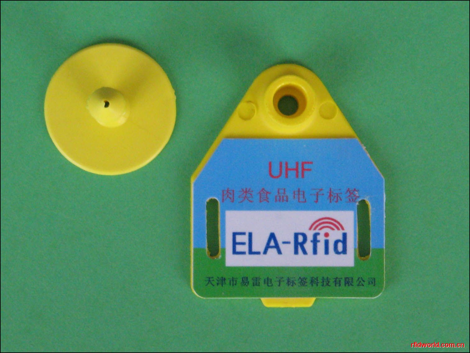 rfid动物耳标-高频rfid标签-rfid世界网
