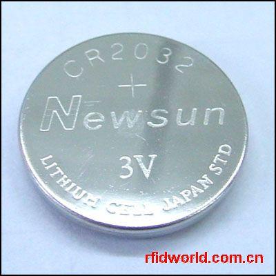 CR2016 CR2025 CR2032 3V纽扣电池