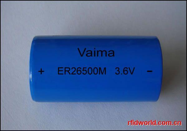 ER26500 ER26500M 3.6V锂亚电池