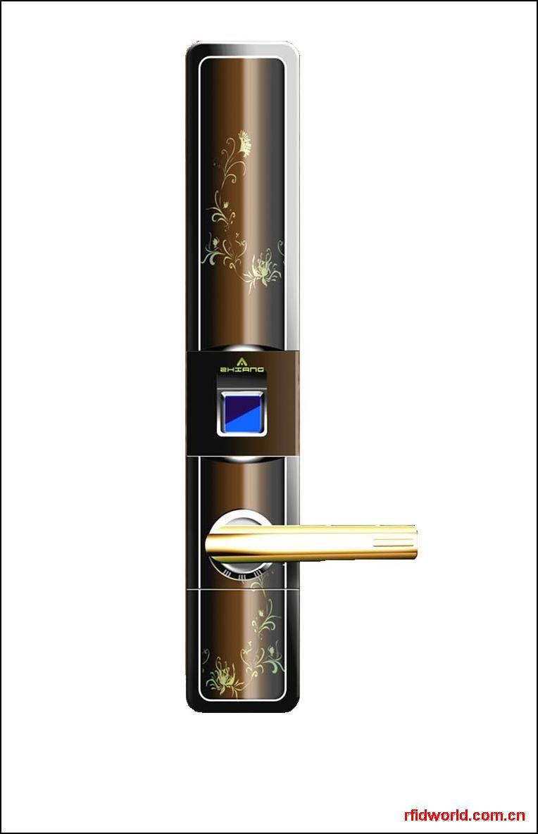 安全门射频指纹锁