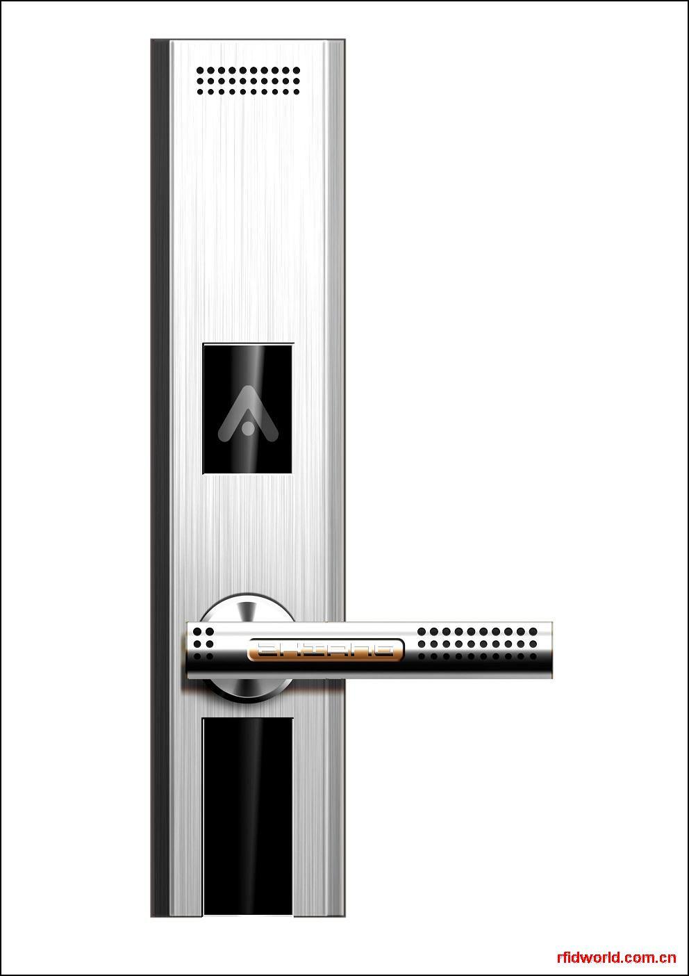 高性能产销别墅指纹锁