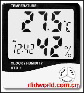 LM-410/网络型RS-485口温湿度传感器